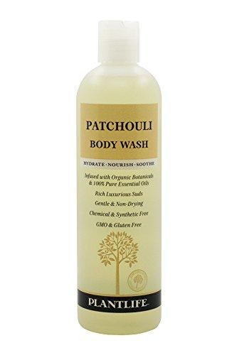 Plantlife Patchouli Body Wash
