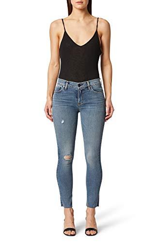 HUDSON Womens Nico Midrise Supermodel Super Skinny Jeans