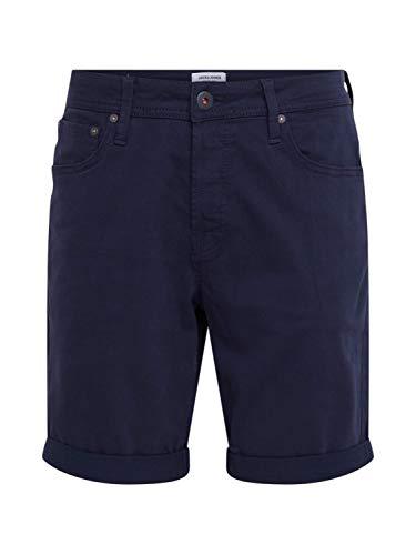JACK & JONES Herren JJIRICK ORIGINAL AKM Shorts, Navy Blazer, M