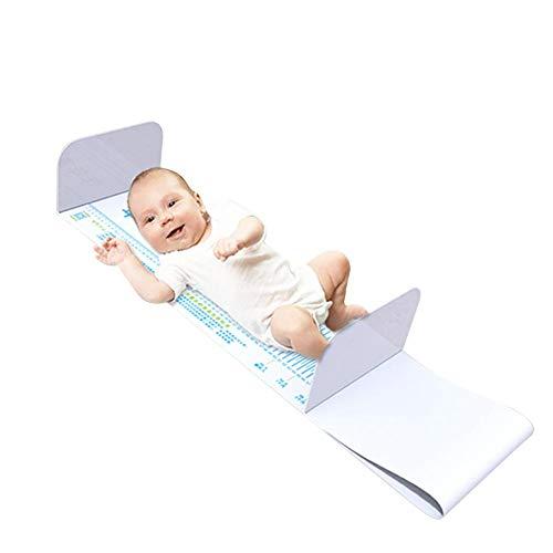 Jannyshop Babyhöhenmesskissen Genaue Höhenmessgeräte Weiches Lineal für Kinder