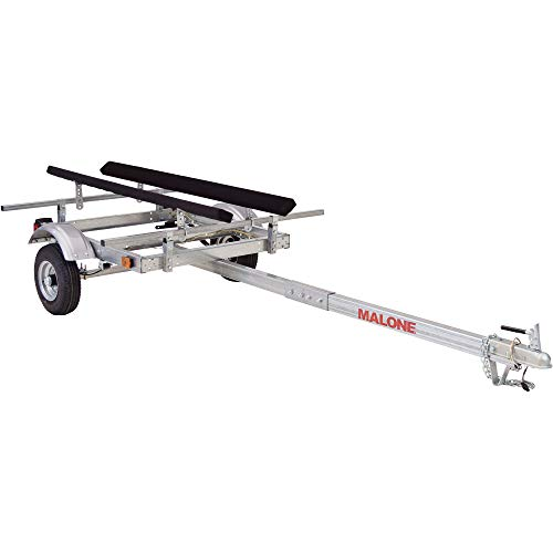 Fantastic Prices! Malone EcoLight 1-Boat Kayak Trailer Package