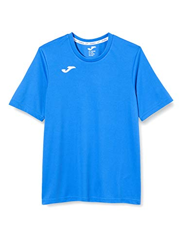 Joma Combi Camiseta Manga Corta, Hombre, Azul (Marino), M
