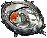 TYC 20-6888-00 Mini Cooper Driver Side Headlight Assembly