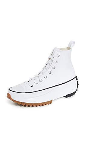 Converse Runstar Hike Baskets, White Black Gum, 43 EU