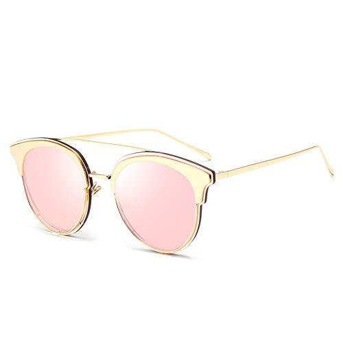 JLC Gafas de Sol Hombre Mujer UV400 Protección Gafas de Sol Polarizadas,a
