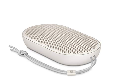 Bang & Olufsen Beoplay P2 Portable Bluetooth Speaker with Built-In Microphone - Sand Stone - BO1280480