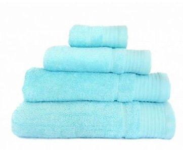 Confort Home M.T (Aguamarina) Juego de Toallas de baño 3 Piezas REGALITOSTV (1 Toalla de baño, 1 Toallas de Manos y 1 Toalla Cara) 100% algodón, Toallas Ligeras y absorbentes. (Aguamarina)