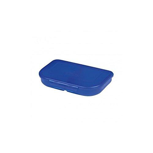 2 Brotdosen blau