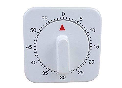 Dosige 1 pcs Küchentimer Klicker Kurzzeitmesser Eieruhren Einstellzeit 60 Min Wand- oder Tischaufstellung