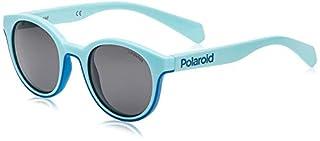scheda polaroid kids occhiali da sole unisex bambini modello 8036/s