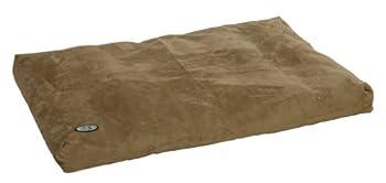 Buster - Matelas pour chien à mémoire de forme - Olive - 120 x 100 cm