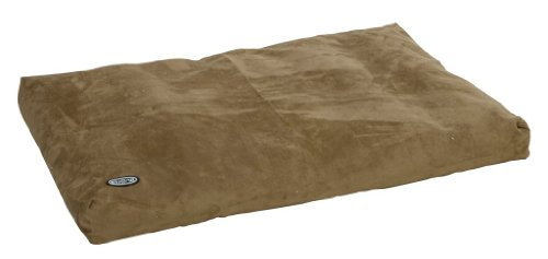 Buster Hundebett aus Memory Foam-Schaumstoff, 100x70cm, olivgrün