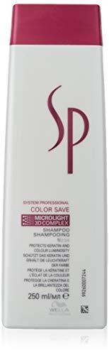 System Professional Sp Color Save Shampoo 200 Ml - 200 Mililitros