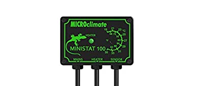 Microclimate Ministat 100 Reptile Thermostat by Microclimate