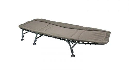 Nash KNX Bedchair T4345 Liege Bed Chair Karpfenliege Angelliege