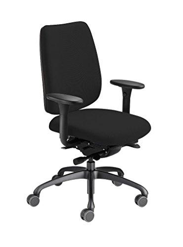 Löffler Figo 2050 Ergonomischer Bürostuhl Drehstuhl 3D-Sitztechnologie ErgoTop