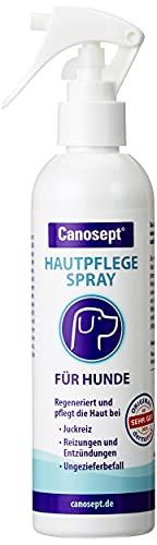 Canosept Spray per la Cura della Pelle per Cani - Rigenera e Cura la Pelle del Cane in presenza di - 250 ml