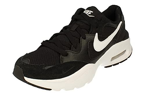 Nike Sportswear Air Max Fusion Sneaker Damen schwarz/weiß, 11 US - 43 EU - 8.5 UK