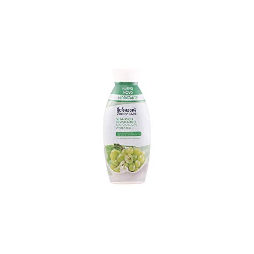 Johnson's Vita Rich Revitalisante Uvas Lotion Corporelle 400 ml