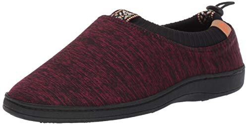 Acorn Women's Explorer Slipper, Garnet Heather, X-Large Standard US Width US