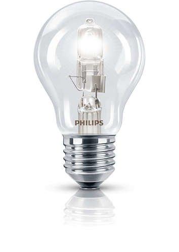 Philips E27 Edison Screw 42 Watt 240 V Halogen Classic Traditional Bulb,...