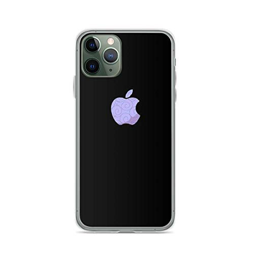 Phone Case A P P L E One Piece Devils Fruit Compatible with iPhone 6 6s 7 8 X Xs Xr 11 12 Pro Max Mini Se 2020 Shockproof Shock