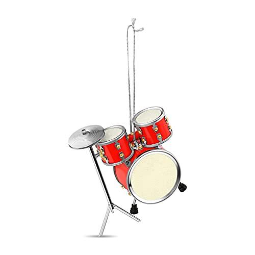 Drum Set Christmas Ornament