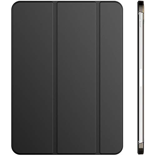 JETech Case for iPad Air 4th Generation 2020 10.9-Inch, Cover with Auto Wake/Sleep Function, Black