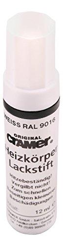 Cramer 66150 8, Heizkörper Lackstift | 9016 | Weiß