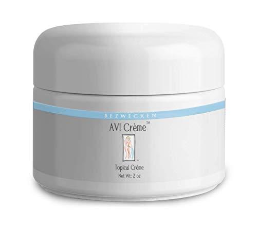 Bezwecken – AVI Creme – 2oz Creme – Professionally Formulated Vaginal Yeast Infection Support – Safe, Natural, Paraben Free – 30 Day Supply