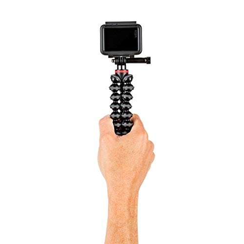 Joby JB01516-BWW GorillaPod 500 Action Tripod for Camera - Black/Charcoal