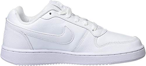 Nike Damen Ebernon Low Sneakers, Weiß, 41 EU