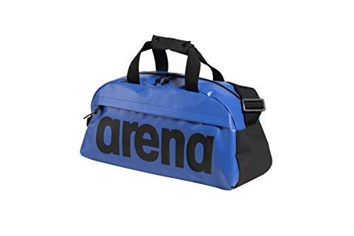 ARENA Team Duffle 25 Big Logo Bags, Adultos Unisex, Azul, TU