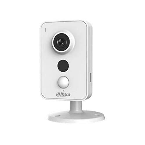 Dahua Technology cámara IP WiFi 3MP 2.8mm IR Alarma Audio–Serie Cube