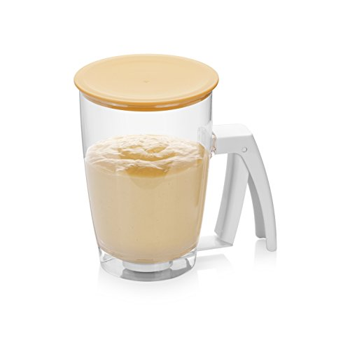 Tescoma 630342 Delicia Dispenser per Pastella, Plastica, 1 Litro