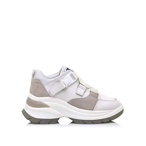 SIXTY SEVEN Chaussures de Sport pour Femme 30264 C47815 ACTLED Blanco Taille 41 EU