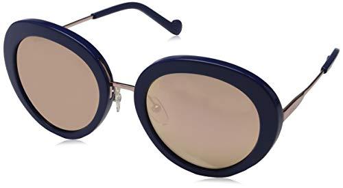 Liu Jo Lj678S 424 55 Gafas de sol, Blue, Mujer