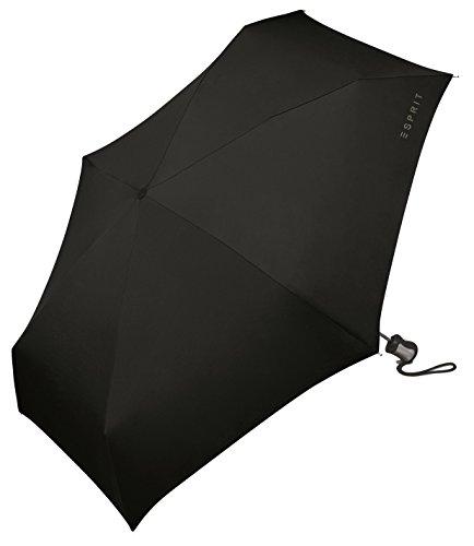 ESPRIT Regenschirme Easymatic 4-Section Regenschirm black