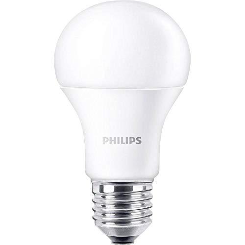 Philips Ampoule LED Standard Culot E27 6W Consommés (Équivalent 40W Incandescent) 2700 Kelvin