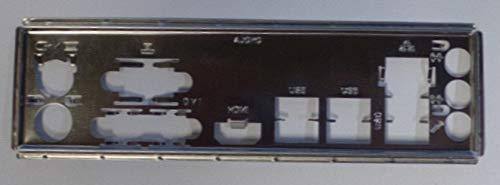 ASRock H81M-HDS Rev 1.04 Blende - Slotblech - I/O Shield #38849