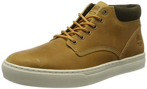 Timberland Herren Adventure 2.0 Cupsole Sneaker Halbhoch, Gelb (Wheat), 42 EU