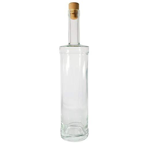 Limoncello fles goud 59098 250cc deksel