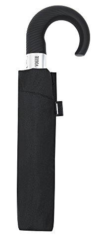 Paraguas VOGUE-Paraguas Plegable con puño ergonómico. Elegante y Funcional. Paraguas automático Abre Cierra Paraguas antiviento y antigoteo.