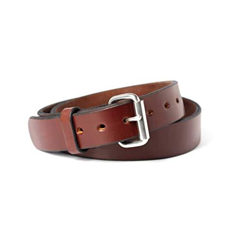 Relentless Tactical The Guardian Leather Gun Belt for Men...