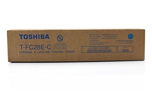 Toner cartridge Original Toshiba 1x Cyan 6AK00000079 / T-FC28E for Toshiba E-Studio 2330 C