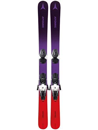 ATOMIC Kinder Freestyle Ski Set Vantage 150 + L7