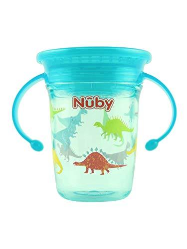 Nuby ワンダーカップ ダイナソー 240ml 156139