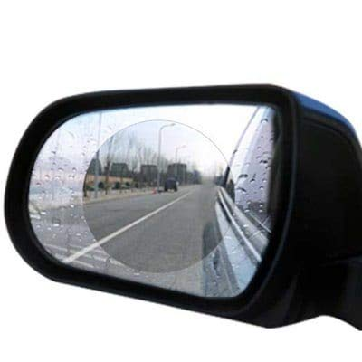 ExcLent Car Film De Protection De Rétroviseur Antipluie - Imperméable Universel - Transparent