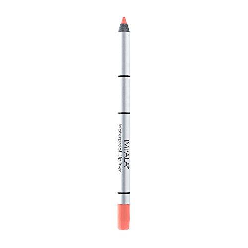 Impala Lipliner Bleistift Farbe Intensive Koralle 218 Cremig Wasserdicht Langlebig