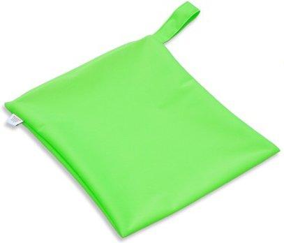Bum Wetbag kleiner Windelbeutel für unterwegs grün